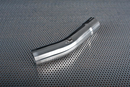 Mittelrohr Standard High Polished 53mm für alle Slip on...