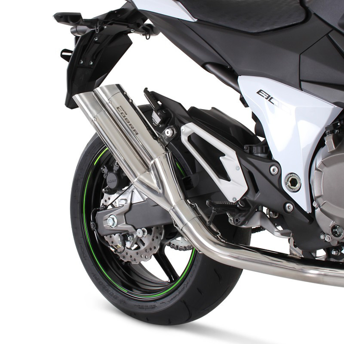 SPEEDPRO COBRA Hypershots XL Slip-on Road Legal/EEC/ABE homologated Kawasaki Z 800