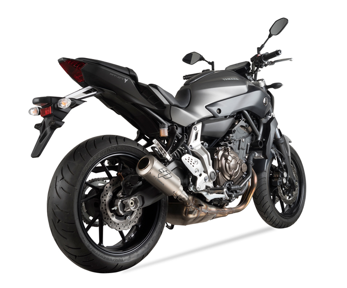 SPEEDPRO COBRA SP1 Slip-on road Legal/ECE homologated BMW R 850 R / R 1150 GS + R + Rockster