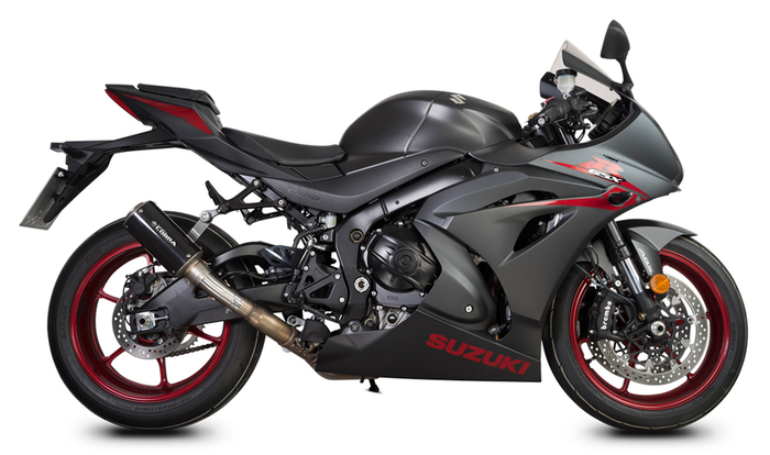 SPEEDPRO COBRA SP1 Slip-on Race Suzuki GSX-R 1000 L6 - / L7 -