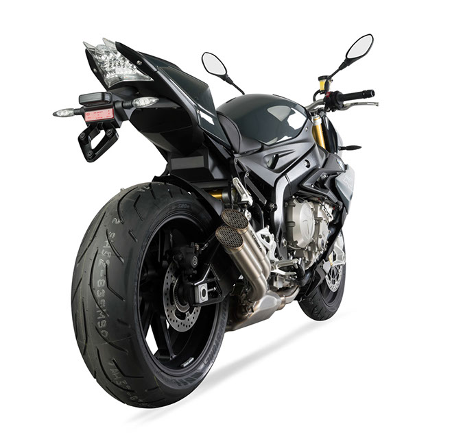 SPEEDPRO COBRA Ultraforce Slip-on road legal/EEC/ABE homologated BMW S 1000 R 2017 -