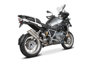 SPEEDPRO COBRA Hypershots S2 Slip-on road legal/ECE BMW R...