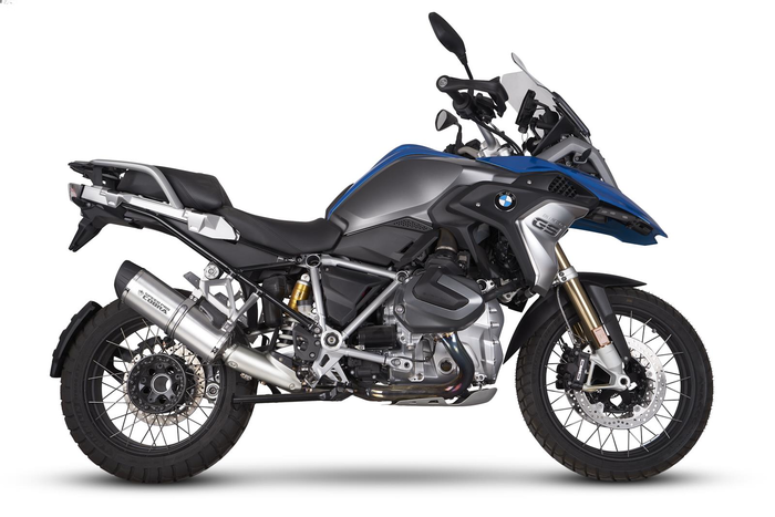 SPEEDPRO COBRA GP2-RR Slip-on road legal/homologated BMW R 1250 GS LC + Adventure