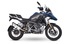 SPEEDPRO COBRA CR2 HEXAGON Slip-on BMW R 1250 GS LC +...