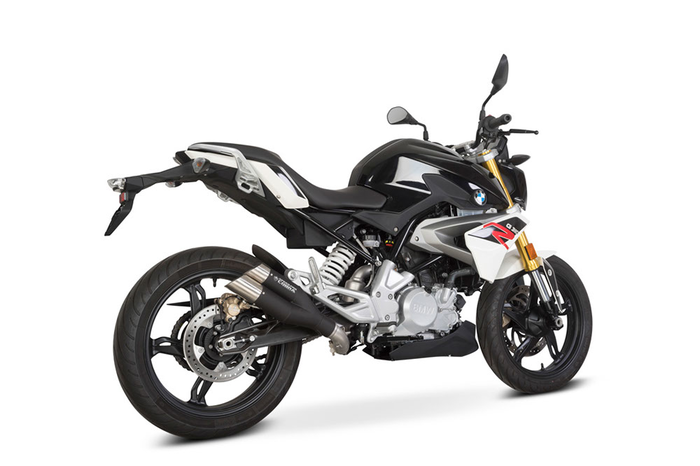 SPEEDPRO COBRA Hypershots S2 full system 1in1 BMW G 310 GS