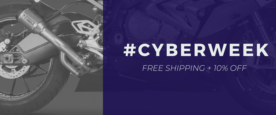 This week 10% discount + free shipping